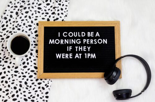 Quote: I could be a morning person if they were at 1pm