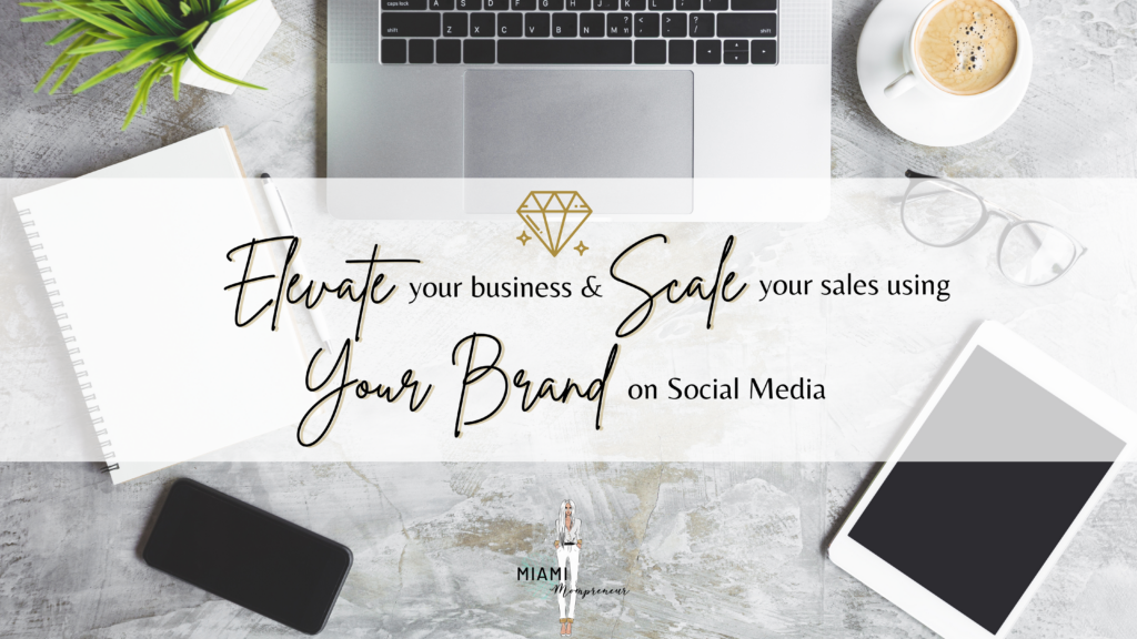 Elevate Your Business and Scale Your Sales Online Course